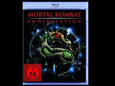 【BD藍光】魔宮帝國 2 Mortal Kombat 2(中文字幕,DTS-HD) - 克里斯多夫藍拔 $630