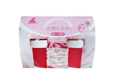 【B2百貨】 肯尼士固體芳香劑-玫瑰(2入) 4710343574361 【藍鳥百貨有限公司】