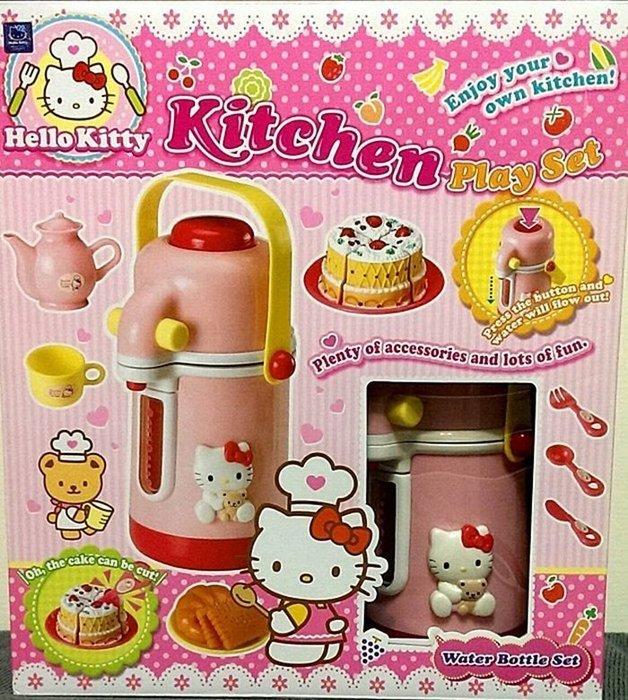 【阿LIN】2017AA KT茶具組 Hello Kitty 凱蒂貓 扮家家酒 下午茶點心 角色扮演