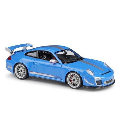 阿米格Amigo│保時捷 Porsche 911 GT3 RS 4.0 1:18 3開門 比美高 合金車 11036
