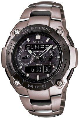 光華.瘋代購 [預購] CASIO G-SHOCK MRG-7600D-1BJF 保固一年 六局電波錶