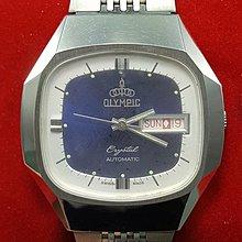 OQ精品腕錶-瑞士奧林匹克錶ETA自動機械錶不含龍頭37MM