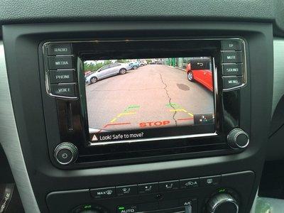 [樂克影音]  SKODA 斯柯達 YETI  SMART LINK主機 加裝CCD倒車顯影系統