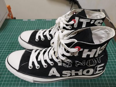 Converse allstar (product) red joinred 聯名設計款US9