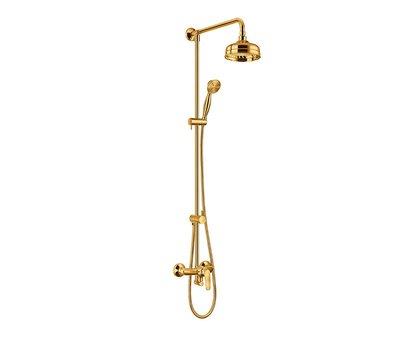 浴室的專家 *御舍精品衛浴 Bettor 銘典系列 金色 淋浴花灑 無下出水 FH 8462-D77