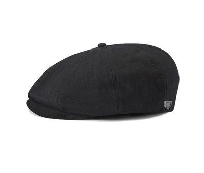 全新 現貨 Brixton brood newsboy hat 新款 報童帽 復古 騎士 滑板 衝浪 黑