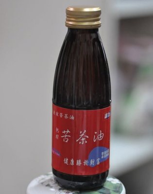 宋家苦茶油.BIGcooilh.1熱榨大果苦茶油150ml.更勝橄欖油.超高不飽和脂肪酸.保證熱炒熱蒸