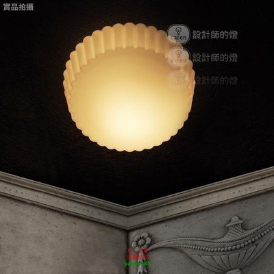 【美學】歐式臥室現代兒童房餐廳客廳過道燈具樓梯蛋糕吸頂燈ccMX_882