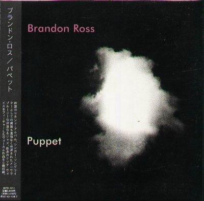 K - Brandon Ross - Puppet - 日版 - NEW