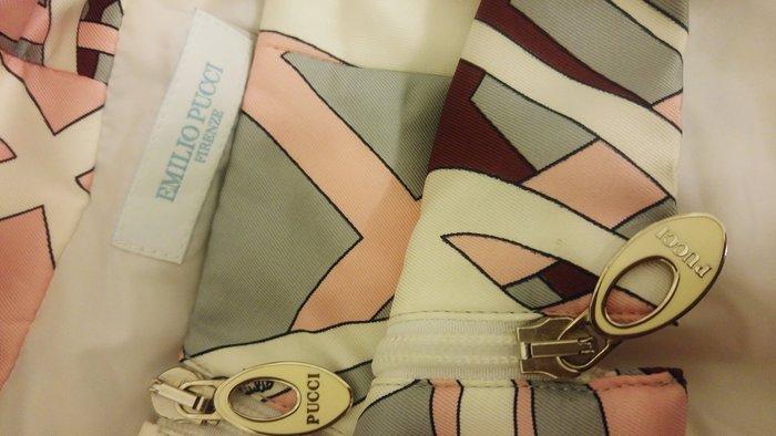 Emilio Pucci 薄鋪棉 短裙
