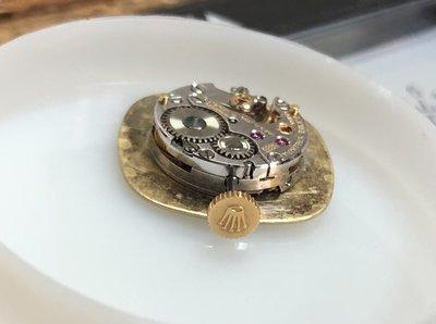真品正品 勞力士 ROLEX orchid 2672 原裝1400手上鍊機芯 骨董錶 絕版古董錶 老勞 稀有經典珍藏款