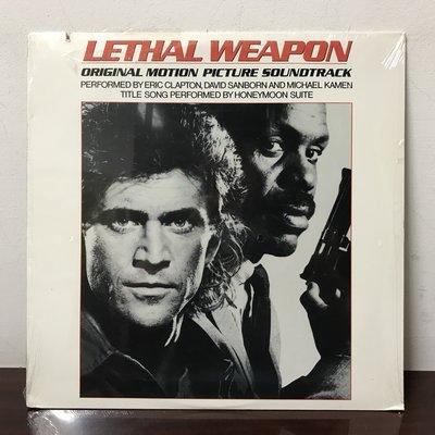 晨雨黑膠【西洋】全新未拆美版/Lethal Weapon《致命武器》電視原聲帶 (1987)