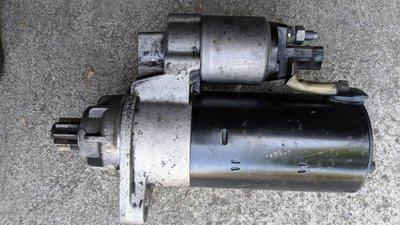 佳泰拆賣VW福斯T5啟動馬達2.5起動馬達2500cc啓動馬達2.5L原廠BOSCH正廠歐洲製造保固半年