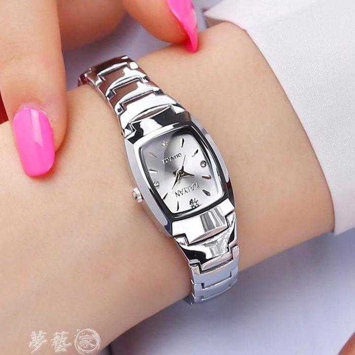 手錶 手錶女學生韓版簡約時尚潮流女士手錶防水送禮品石英女錶腕錶