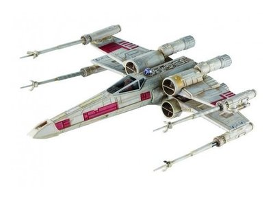 "OI-113 ""Star Wars Episode IV: A New Hope"" Movie (1977) X-Wing Fighter Red Five"