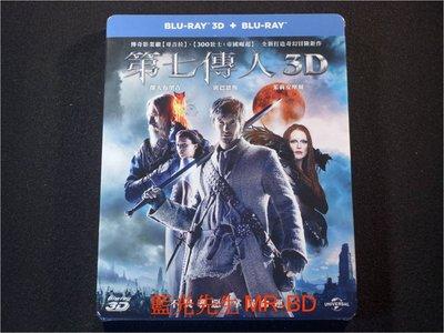 [3D藍光BD] - 第七傳人 The Seventh Son 3D + 2D ( 傳訊正版 )