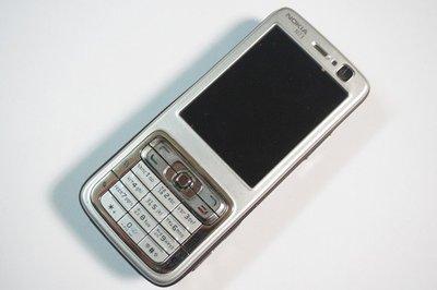 ☆1到6手機☆NOKIA N73 《全新原廠電池+全新原廠旅充》所有功能正常 歡迎貨到付款rr09
