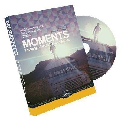 【意凡魔術小舖】 美國原廠正宗原廠~驚奇時刻~Moments by Rory Adams