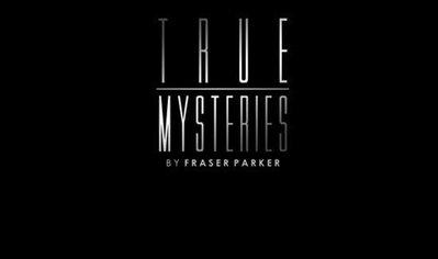 【意凡魔術小舖】True Mysteries by Fraser Parker and 1914 不能說的秘密