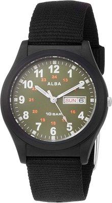 日本正版 SEIKO 精工 ALBA AQPJ408 手錶 日本代購