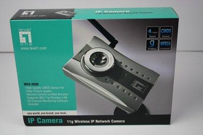 德國 LevelOne IP CAM 無線網路攝影機 支援 iphone android 手機 新北市