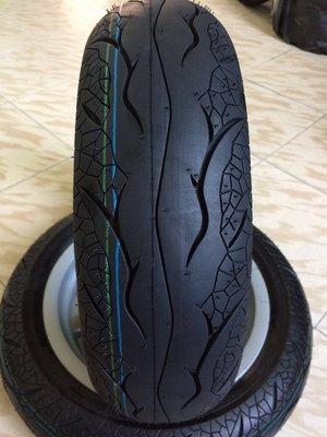 (便宜輪胎王)高雄市中心2條免運費 白邊胎偉士牌專用110/70/11防侧滑輪胎