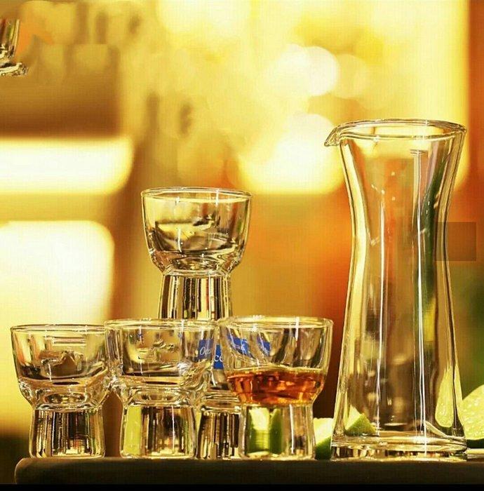 清酒杯烈酒杯一口杯七件組【 蘇菲亞精品傢飾】
