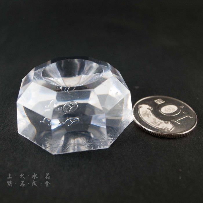 『上久水晶』【壓克力球座】【寬4.5cm】【適用:40mm~60mm球】【10元一個】