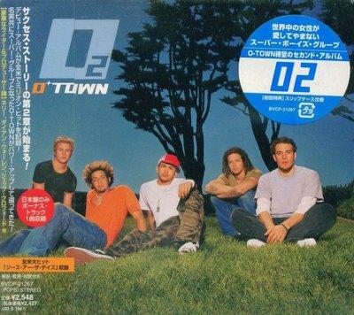 K - O2 - O-TOWN - 日版 +2BONUS - NEW