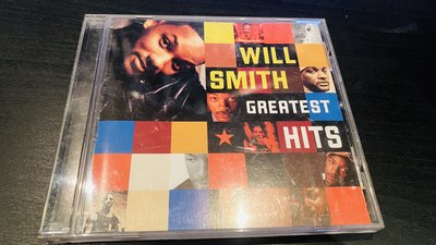 CD~~WILL SMITH GREATEST HITS