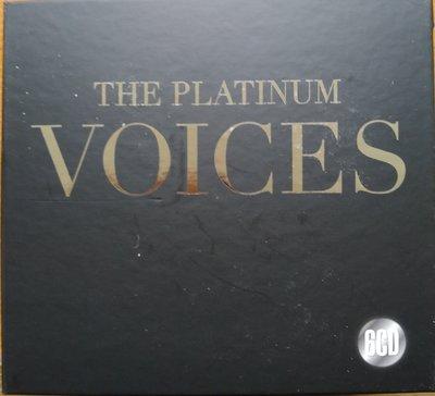白金美聲 The Platinum Voices (6CD 90首) 台北市
