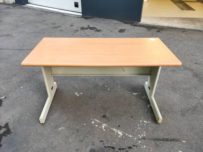 非凡二手家具 140cm 木紋辦公桌*會議桌*接待桌*洽談桌*辦公桌*電腦桌*吃飯桌*收納桌*工作桌*寫字桌