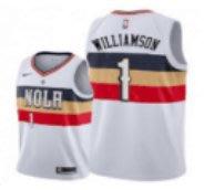 錫安·威廉森 (Zion Williamson) NBA2018全明星賽球衣  新奧爾良鵜鶘隊 1號 獎勵版