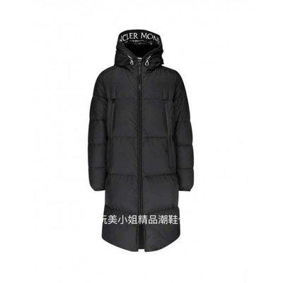 MONCLER 男 logo 標誌羽絨長款外套