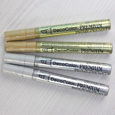 UCHIDA 斜頭油漆筆 350-S 粗字4.5mm/一支入(定75) MARVY DecoColor油漆筆 日本製-萬
