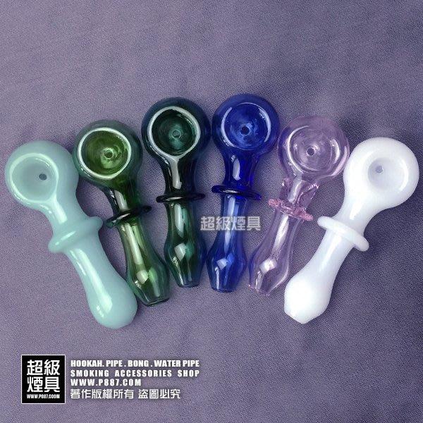 【P887 超級煙具】專業煙具 造型藝術煙斗系列 奶嘴玻璃煙斗(310233)