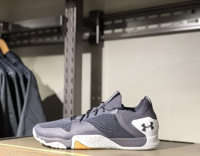 【G CORNER】Under Armour UA 訓練鞋 健身 重訓 訓練 多色 男鞋 3022613-500