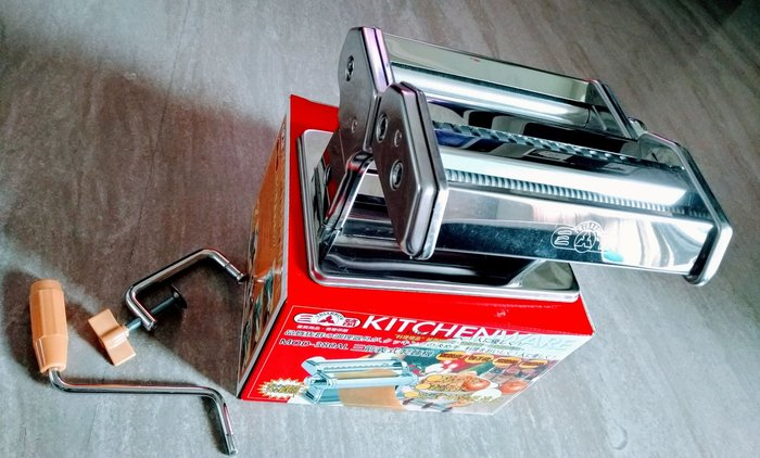 三箭牌第三代義式製麵機MOD-380AL (無附切割器)