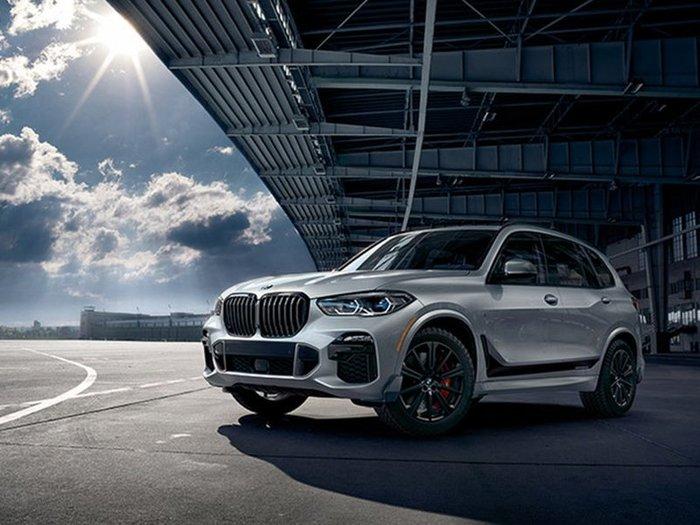 【樂駒】 BMW X5 G05 M Performance 原廠 全車 大包 升級 套裝 水箱罩 側裙 側翼 改裝 擾流