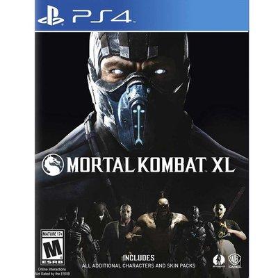 (現貨全新) PS4 真人快打 XL 完整版 英文美版 Mortal Kombat XL