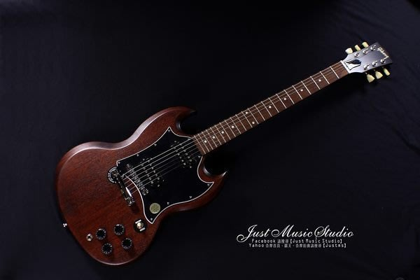 【JustMS 樂器精品】全新美廠 Gibson 電吉他 SG Special Faded!已售出!