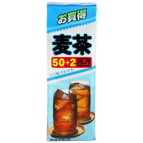 【大欣食品】長谷川麥茶52入 冷溫水均可 日本進口