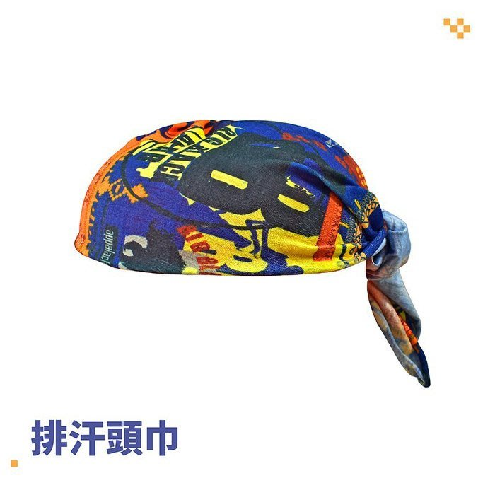 【Treewalker露遊】排汗頭巾 自行車頭巾 腳踏車魔術頭巾 運動頭巾 (帽子、圍巾、口罩 、髮箍、髮帶、護腕)