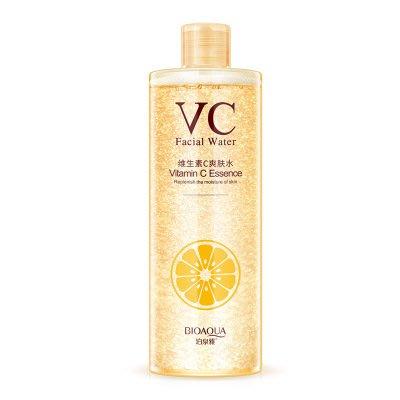 泊泉雅維生素C爽膚水vc補水滋潤收縮毛孔控油保濕水