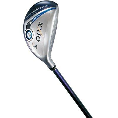 高爾夫XXIO 高爾夫球桿MP900系列男士鐵木桿多功能混合桿小雞腿XX10 U3 19度 R (反手)