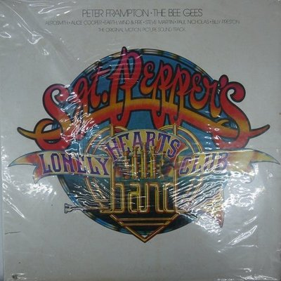 合友唱片 Pepper's Lonely Hearts Club Band 黑膠唱片 LP 面交 自取