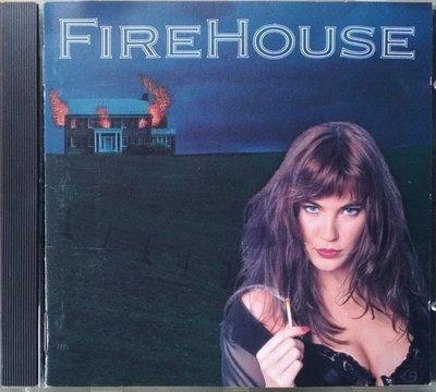 《絕版專賣》Firehouse 火屋合唱團 / FireHouse 同名專輯 (澳洲版.無IFPI)