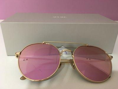 韓國品牌accrue太陽眼鏡