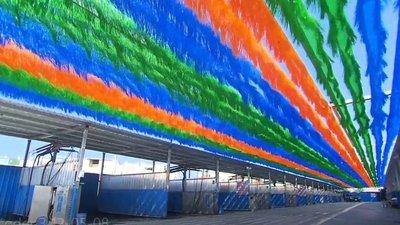 停車場遮陽網 - 【優居遮陽網】