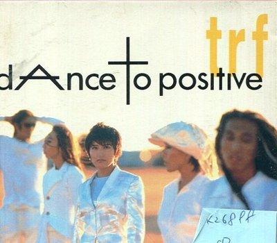 *真音樂* TRF / DANCE TO POSITIVE 二手 2CD K26894
